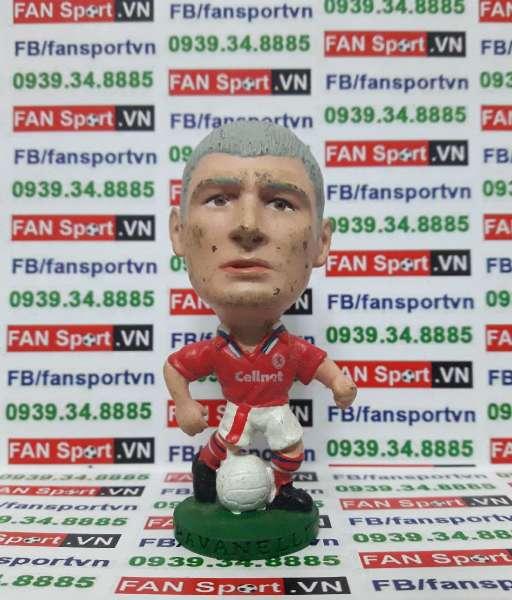 Tượng Fabrizio Ravanelli Middlesbrough 1995-1996 home corinthian PL295
