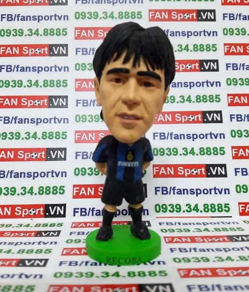 Tượng Alvaro Recoba Inter Milan 2004-2005 home - prostar FF176