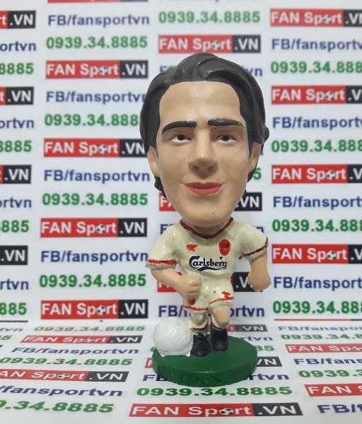 Tượng Jamie Redknapp Liverpool 1996-1997 away corinthian repaint PL126