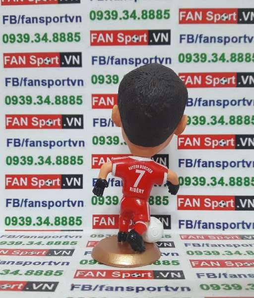 Tượng Franck Ribery Bayern Munich 2009-2010 home - kodoto