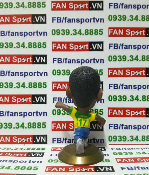Tượng Robinho Brazil 2004-2006 home - microstar MC5662