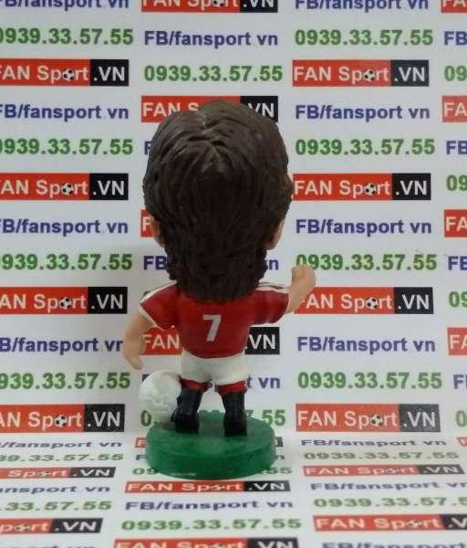 Tượng Bryan Robson Manchester United 1982-1984 home corinthian PRO1015