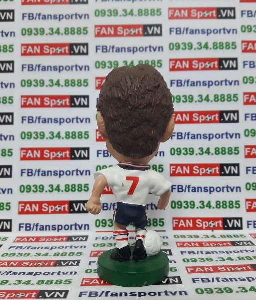 Tượng cầu thủ Bryan Robson England 1984-1988 home - corinthian PRO120