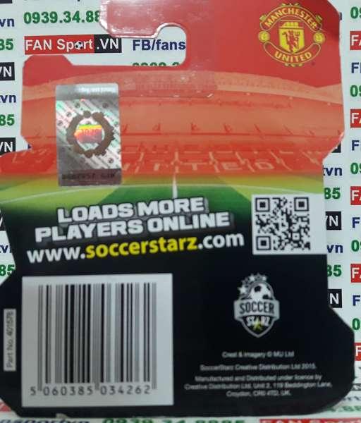 Tượng Marcos Rojo Manchester United 2014-2015 home - soccerstarz