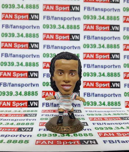 Tượng Ronaldinho Barcelona 2003-2005 away - microstar MC2164