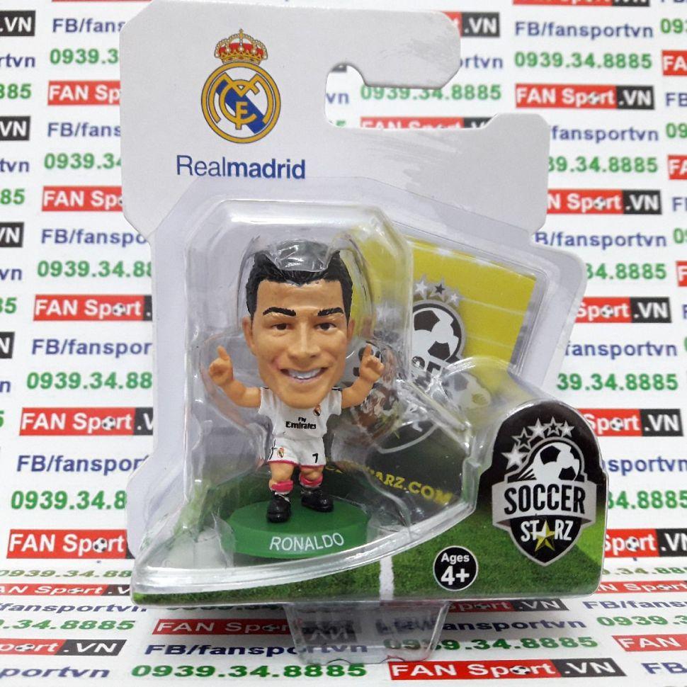 Tượng Cristiano Ronaldo Real Madrid 2014-2015 home - soccerstarz