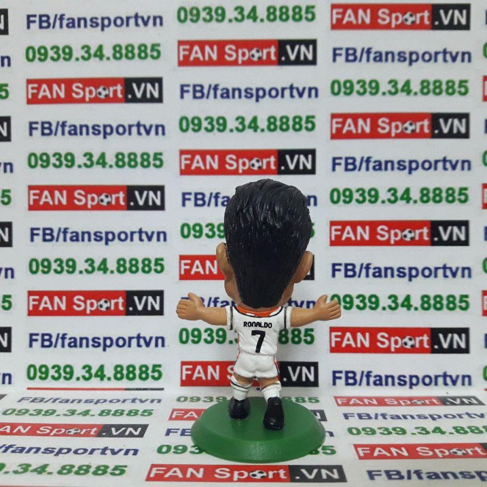 Tượng Cristiano Ronaldo Real Madrid 2013-2014 home soccerstarz SOC126