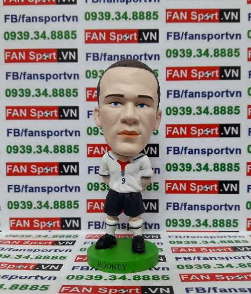 Tượng Wayne Rooney England 2003-2005 home prostar fan favourites FF170