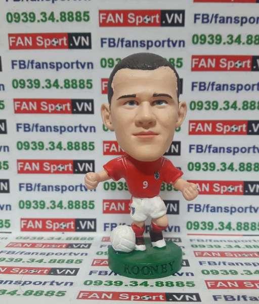 Tượng Wayne Rooney England 2004-2006 away - corinthian PRO1187