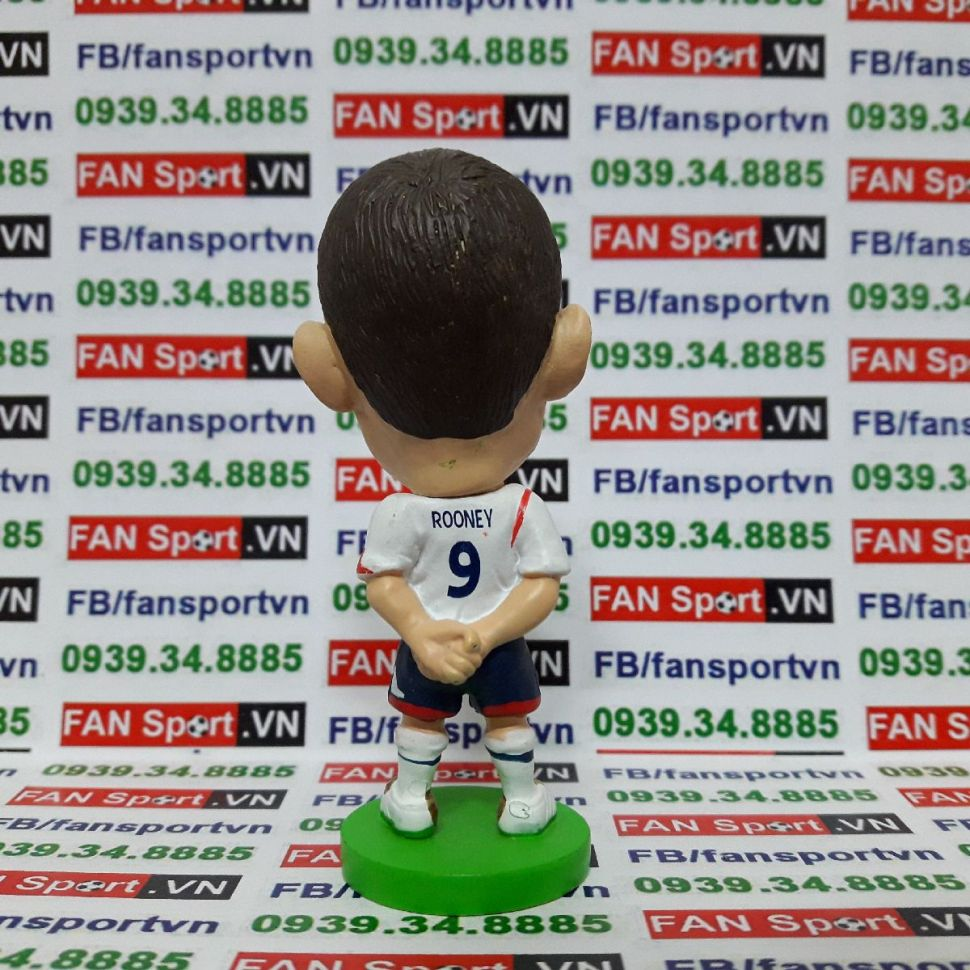 Tượng Wayne Rooney England 2005-2007 home prostar fan favorites PR105