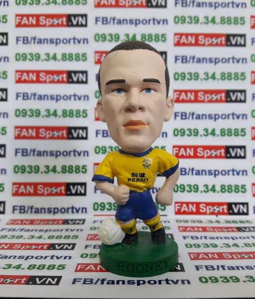 ượng Wayne Rooney Everton 2002-2004 away - corinthian