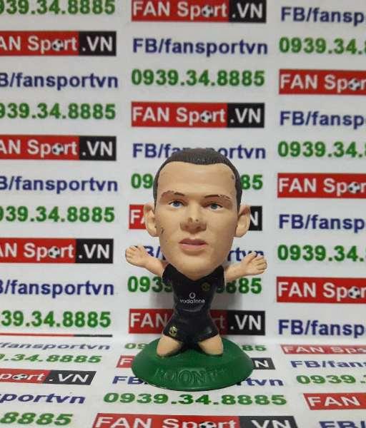 Tượng Wayne Rooney Manchester United 2003-2005 away microstars MC3622