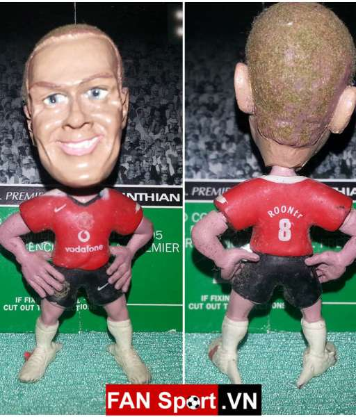 Tượng Wayne Rooney Manchester United 2004-2006 home