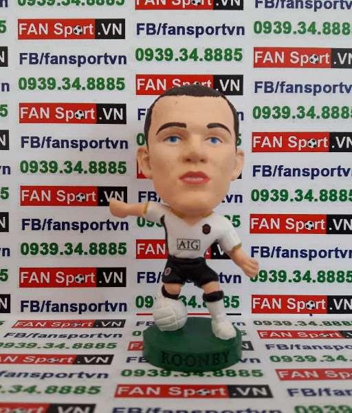 Tượng Wayne Rooney Manchester United 2006-2007 away corinthian