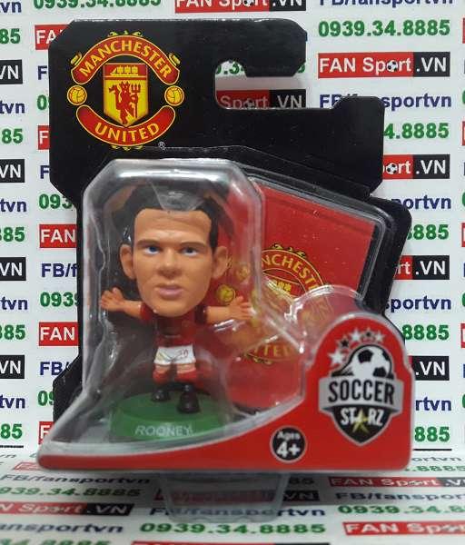 Tượng Wayne Rooney Manchester United 2016-2017 home - soccerstarz
