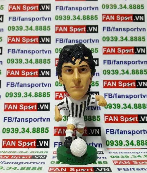 Tượng Paolo Rossi Juventus 1981-1982 home - corinthian PRO938
