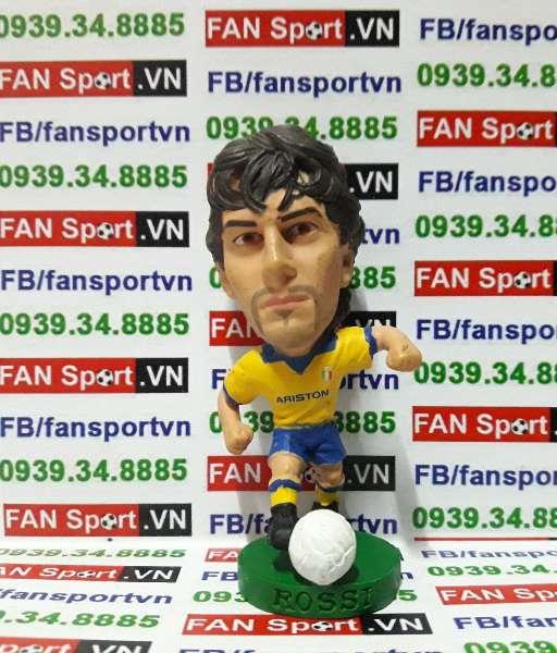 Tượng Paolo Rossi Juventus 1985-1986 away - corinthian PRO1459