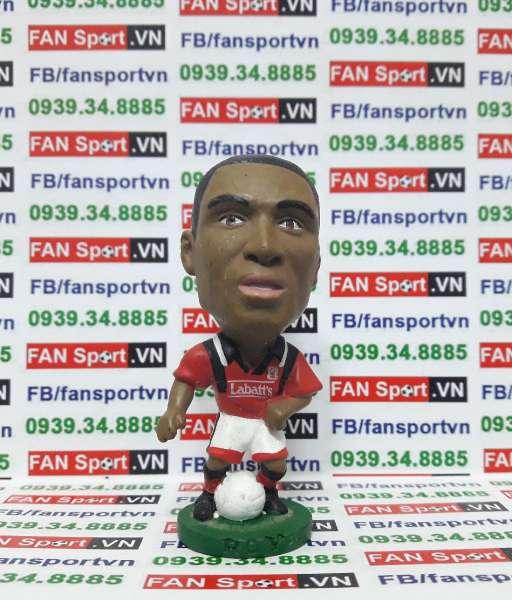 Tượng Bryan Roy Nottingham Forest 1995-1996 home - corinthian PL52