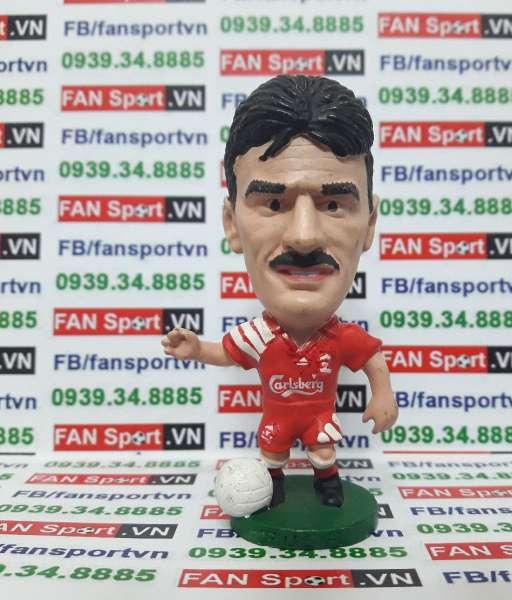 Tượng Ian Rush Liverpool 1992-1993 home corinthian PL46