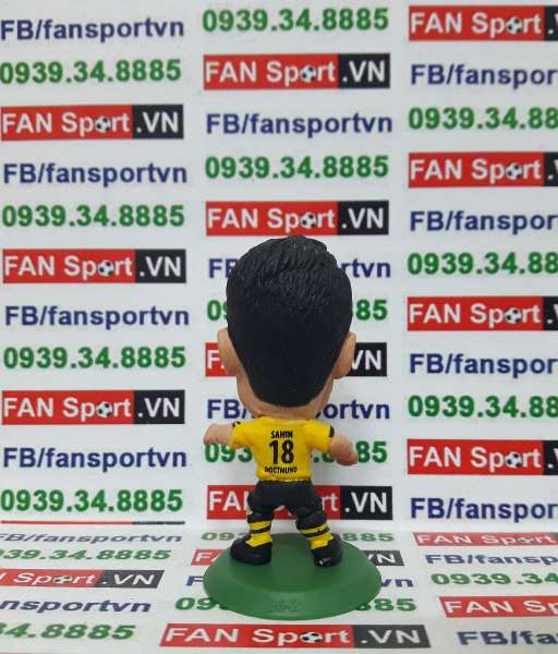 Tượng Nuri Sahin Dortmund 2014-2015 home soccerstarz SOC703