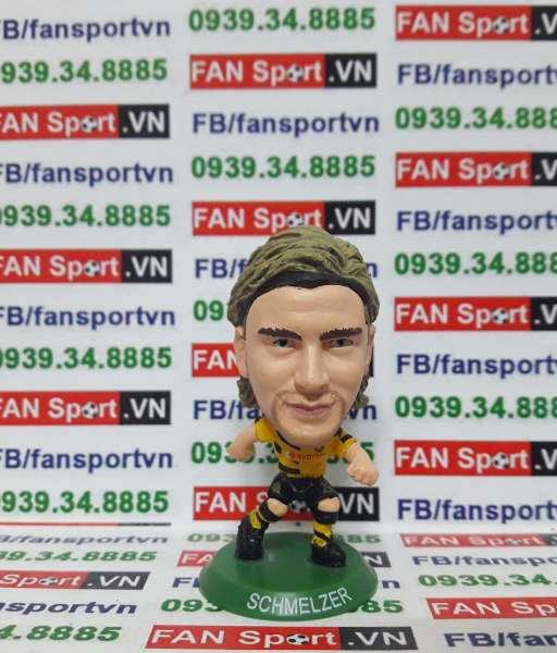 Tượng Marcel Schmelzer Dortmund 2014-2015 home soccerstarz SOC681