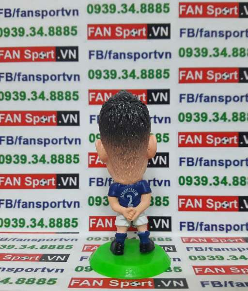 Tượng Morgan Schneiderlin Everton 2017-2018 home soccerstarz SOC1147