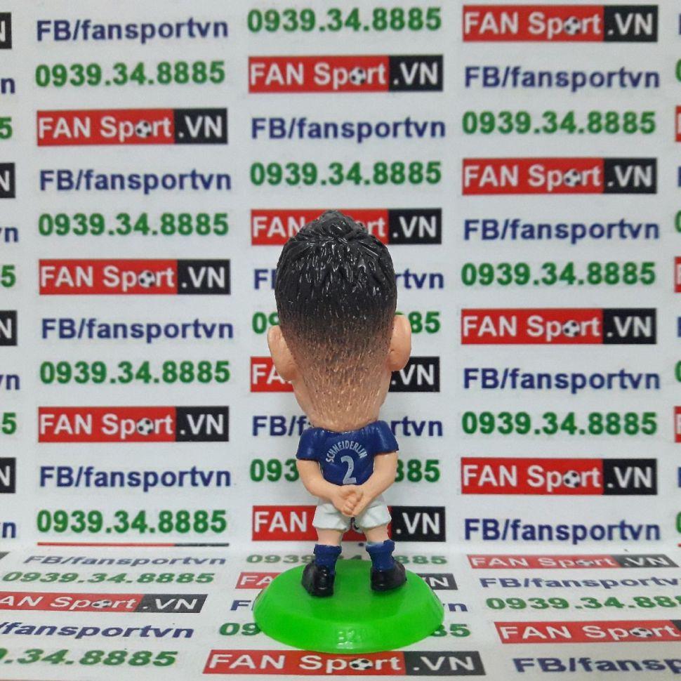 Tượng Morgan Schneiderlin Everton 2017-2018 home soccerstarz SOC1147