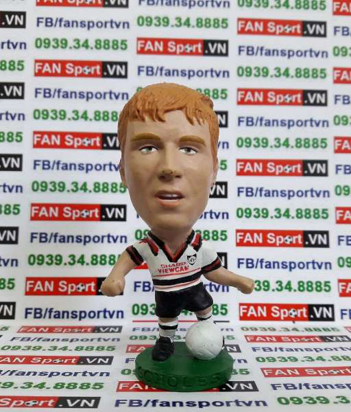 Tượng Paul Scholes Manchester United 1997-1999 away corinthian PRO036