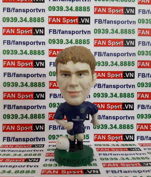 Tượng Paul Scholes Manchester United 2002-2003 third corinthia PRO763