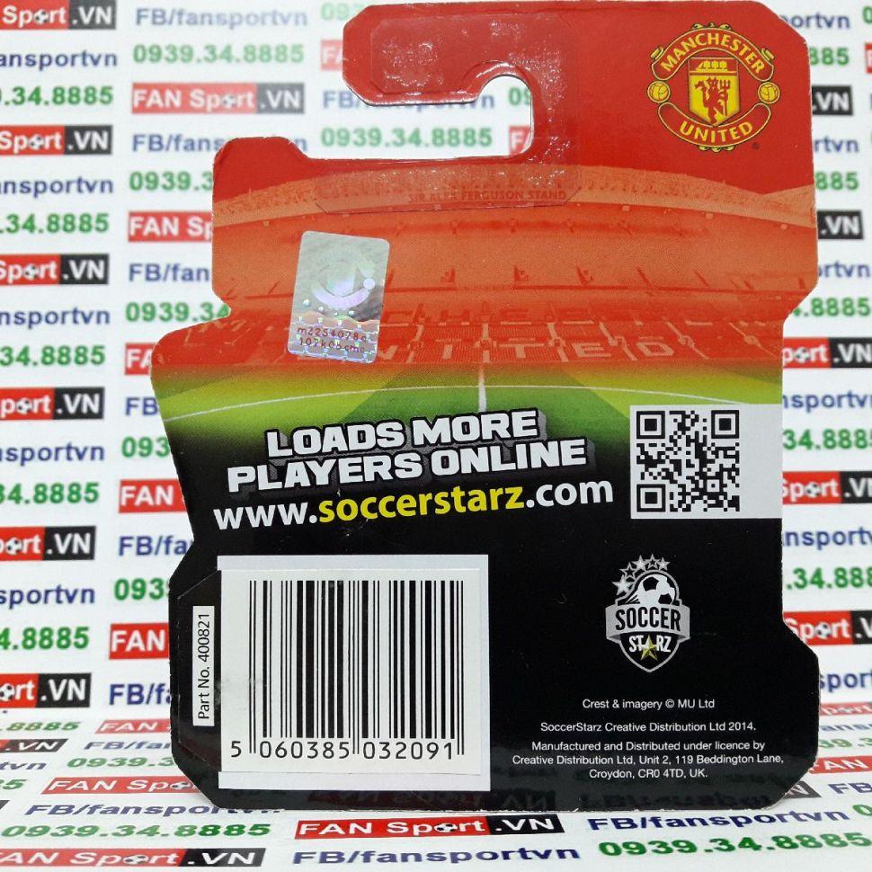 Tượng Luke Shaw Manchester United 2014-2015 home soccerstarz SOC741