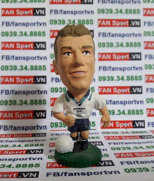 Tượng Alan Shearer England 1995-1997 home corinthian