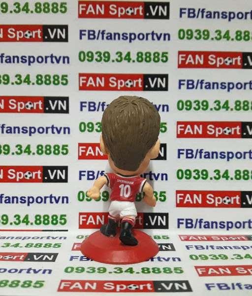 Tượng Teddy Sheringham Manchester United 2000-2002 home microstars