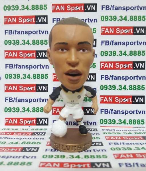 Tượng Mikael Silvestre Manchester United 2001-2002 away CG148