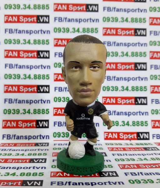 Tượng Mikael Silvestre Manchester United 2003-2005 away corinthian