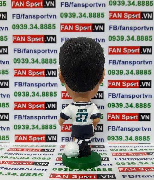 Tượng Andy Sinton Tottenham 1995-1997 home corinthian PL153