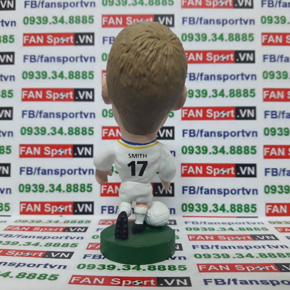 Tượng Alan Smith Leeds United 2000-2002 home corinthian PRO397