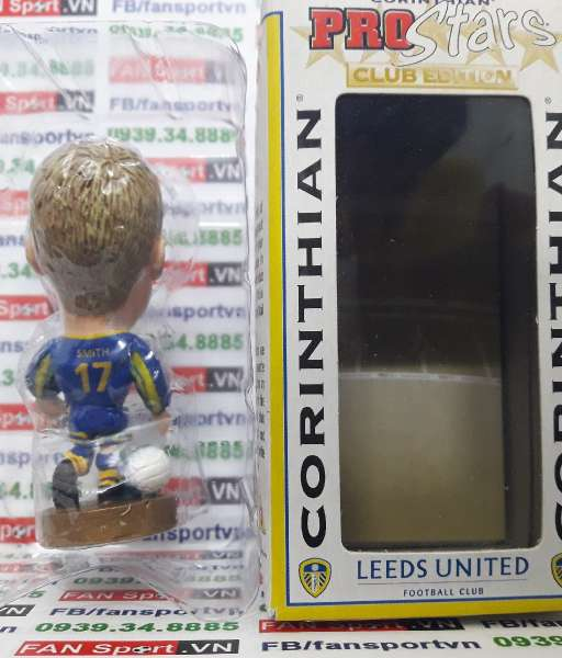 Tượng Alan Smith Leeds United 2001-2003 home corinthian CG182