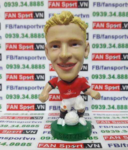 Tượng Alan Smith Manchester United 2004-2006 home corinthian PRO1312