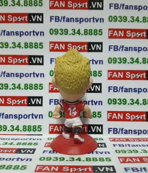 Tượng Alan Smith Manchester United 2004-2006 home microstars MC3431