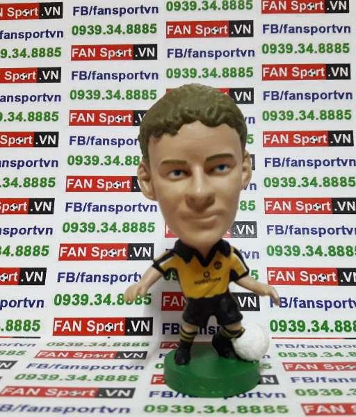 Tượng Ole Gunnar Solskjear Manchester United 2001-2002 third PRO532