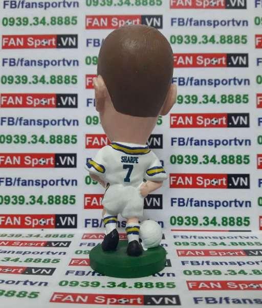 Tượng Lee Sharpe Leeds United 1996-1998 home - corinthian PL306
