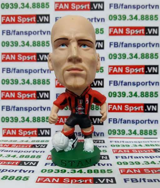 Tượng Jaap Stam AC Milan 2004-2006 home corinthian PRO1138
