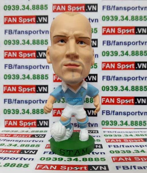Tượng Jaap Stam Lazio 2003-2004 home corinthian PRO1767