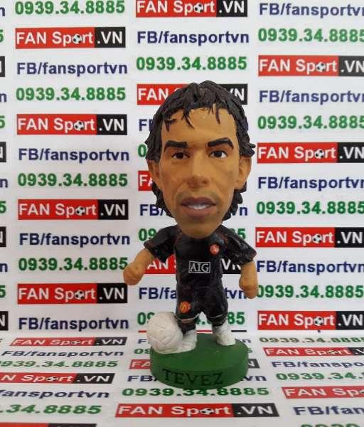 Tượng Carlos Tevez Manchester United 2007-2008 away corinthian