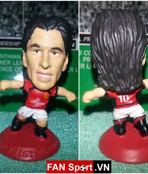 Tượng Ruud Van Nistelrooy Manchester United 2002-2004 home microstars