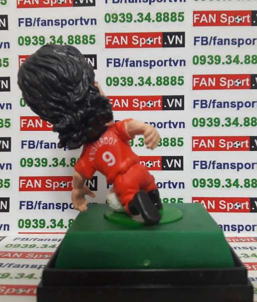 Tượng Ruud Van Nistelrooy Netherland 2004-2006 home