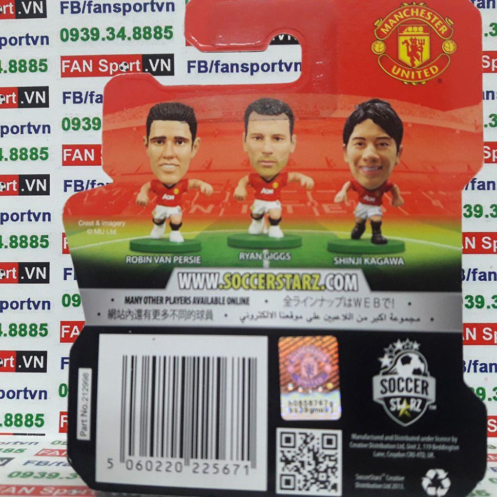 Tượng Robin Van Persie Manchester United 2012-2013 home soccerstarz