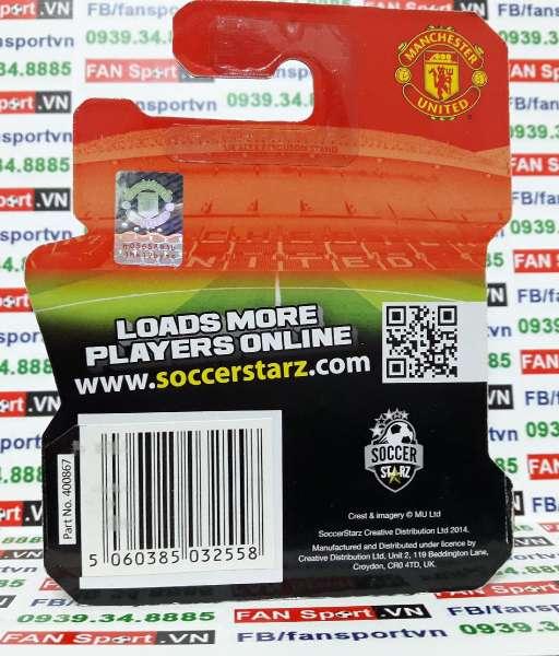 Tượng Robin Van Persie Manchester United 2014-2015 away soccerstarz