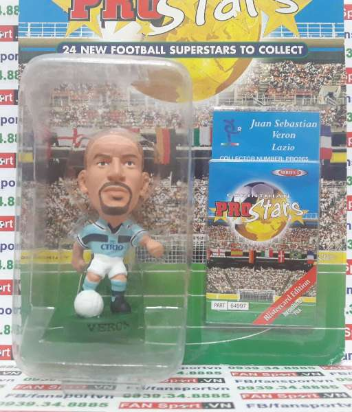 Tượng Juan Sebastian Veron Lazio 1998-2000 home corinthian PRO265