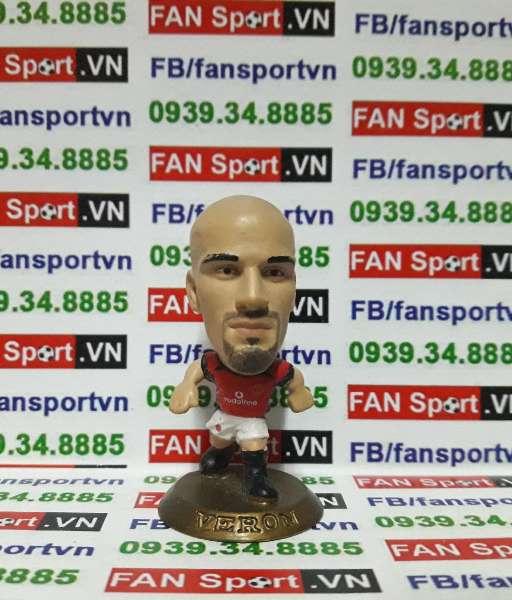 Tượng Juan Veron Manchester United 2002-2004 home microstars MC1689